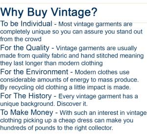 Vintage for Web