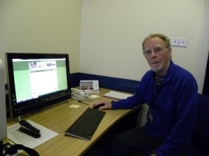 David Rhodes - Chairman of Nottingham Neighbourhood Watch
