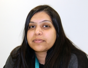 Sukdeep Gosal an Honour based violence and forced marriage advocate at Derby City Council.