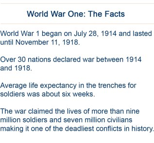 ww1-facts