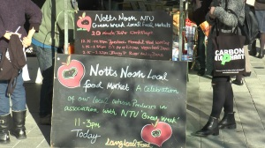 The Notts Nosh Market
