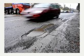Public unhappy with roads