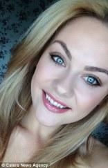 Rebekah Hemsley selfie