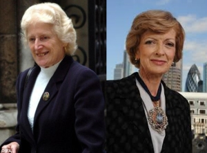 Butler-Sloss and Woolf have resigned as chair