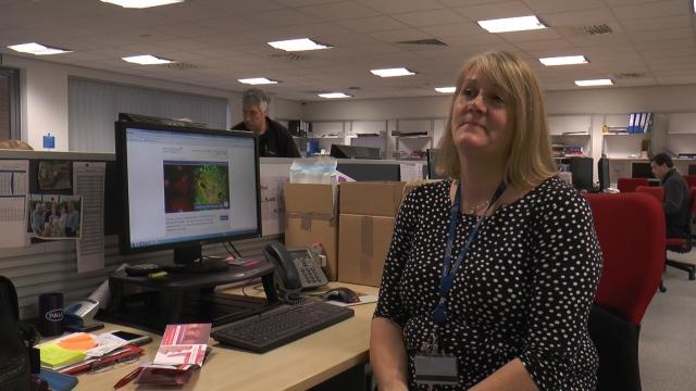 Sue Dewey - Head of Fundraising