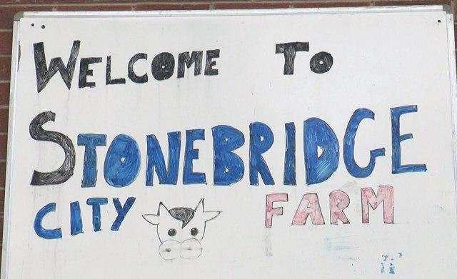Stonebridge City Farm, St.Anns