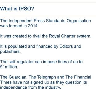 IPSO fact box