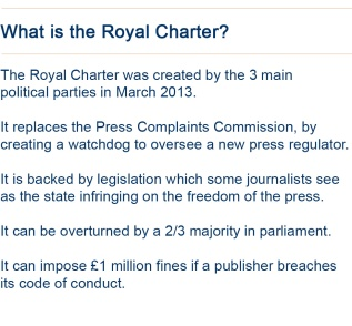 royal charter fact box 2