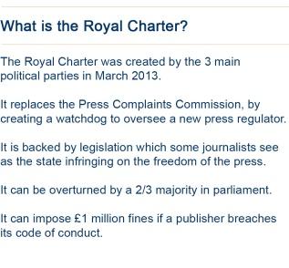 royal charter fact box 2